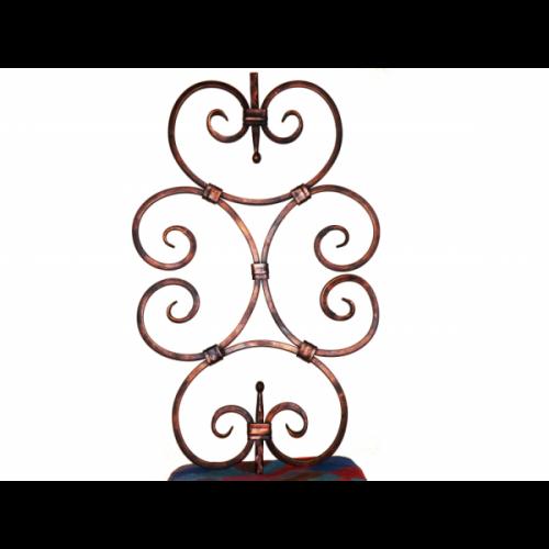 Rozeta ogrodzeniowa