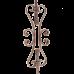 Tralka ogrodzeniowa